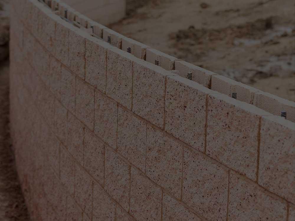 Salida Retaining Walls